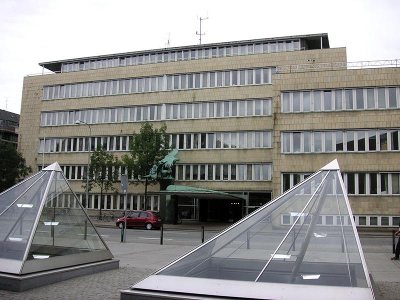 Königliches Konservatorium in Kopenhagen
