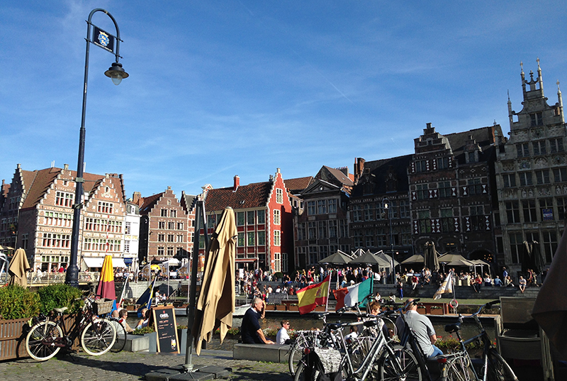 Leuven Stadtzentrum