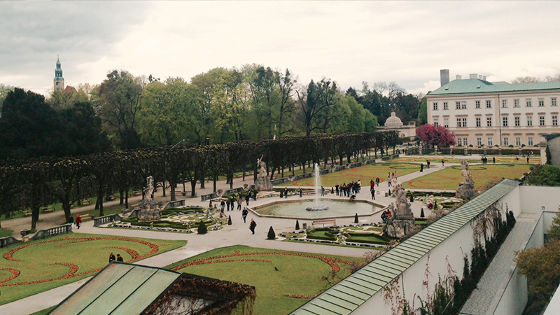 Mozarteum Mirabellgarten