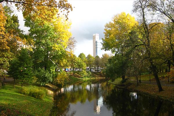 Park in Riga