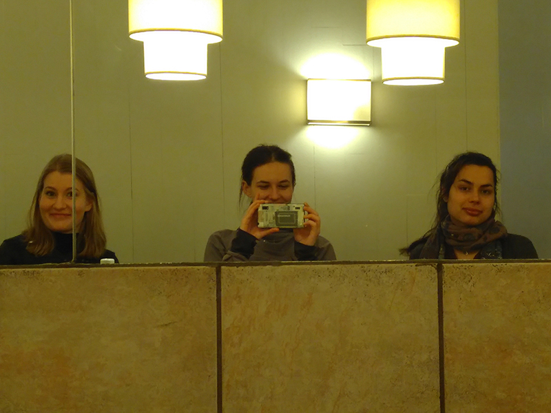 Judith, Johanna und Anna