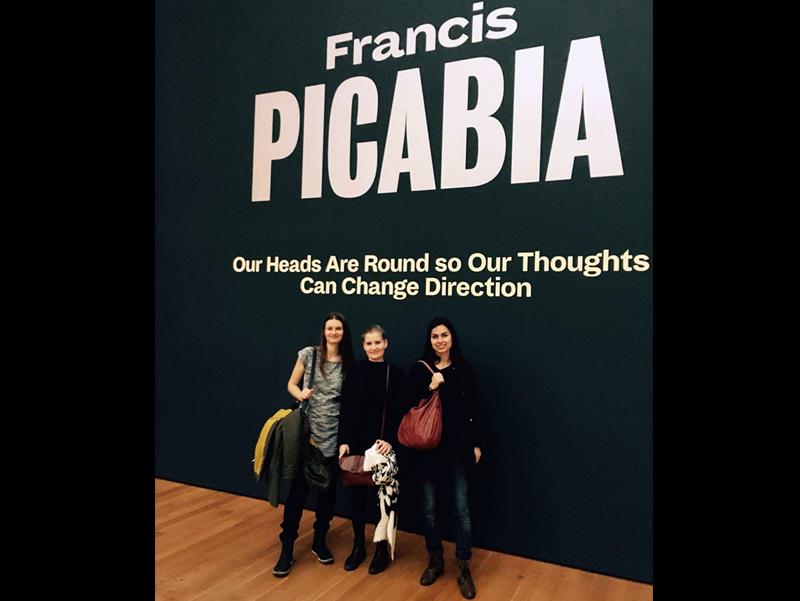 Francis Picabia Ausstellung