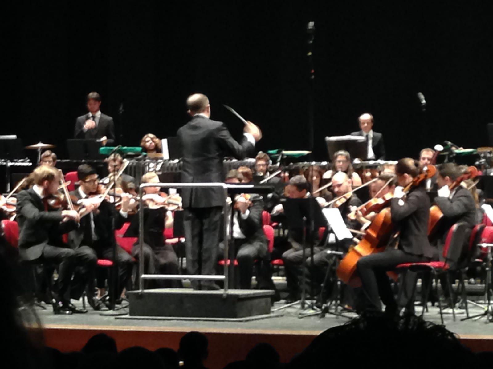 Konzert Orchester Udine