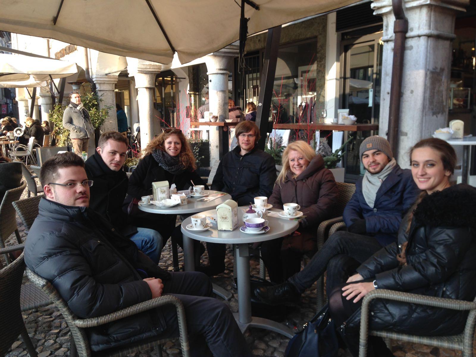 Cafe in Udine