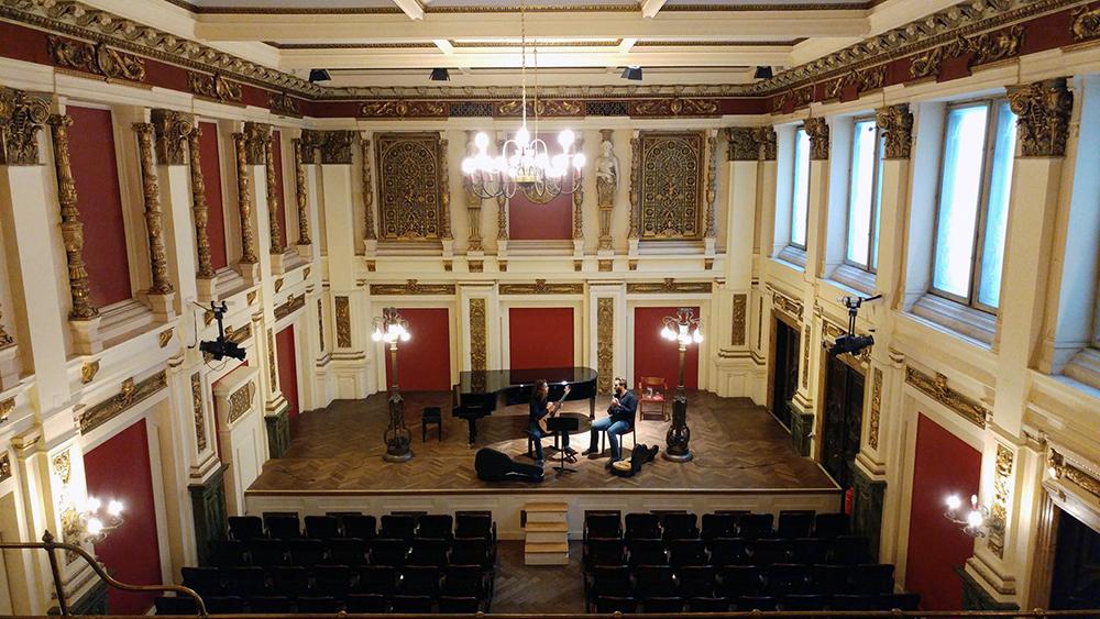 Ehrbar Hall
