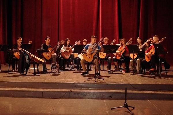 Gitarrenorchester Tirana