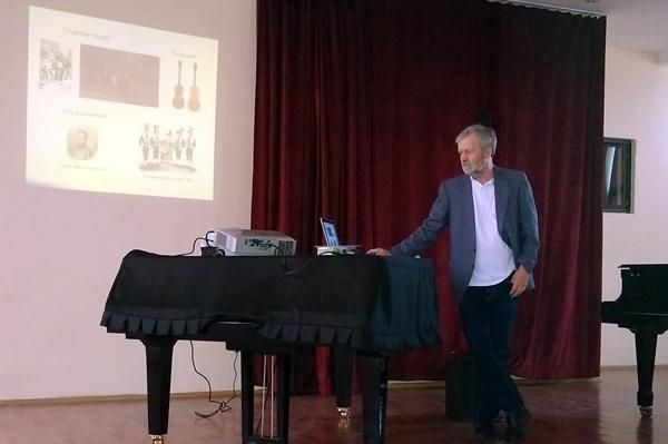 Vortrag Stefan Hackl