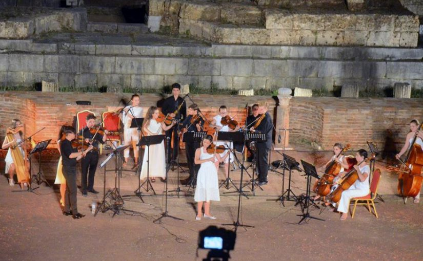 Konzertreihe in Griechenland