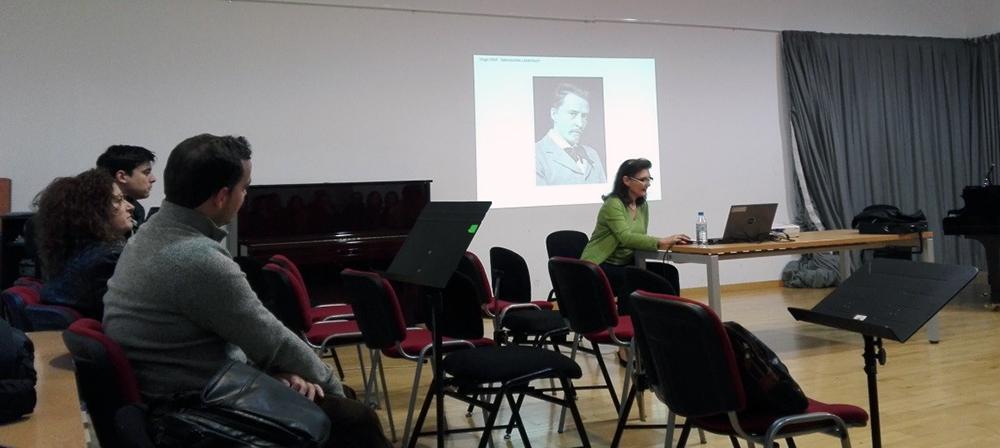 Präsentation über Hugo Wolf