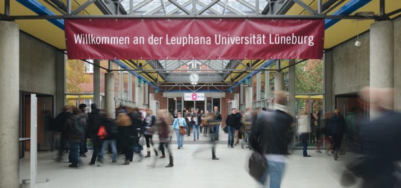 Mein Erasmusaustausch an der Leuphanauniversität in Lüneburg