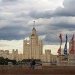 In Kooperation mit… Moskau!