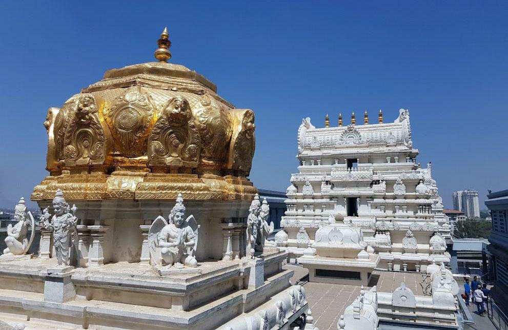 iskcon tempel
