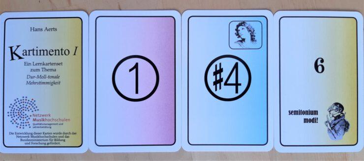 """Kartenspiel """"Kartimento"""""""