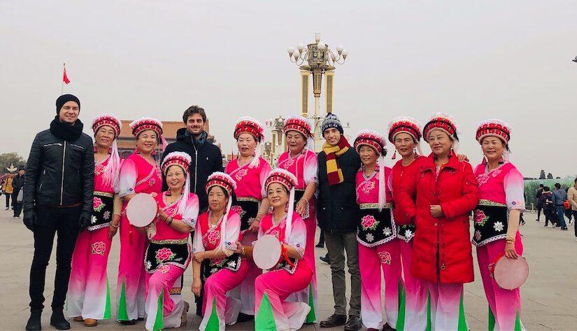 Unser Aufenthalt in China
